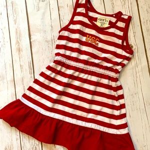 USC Toddler Dress